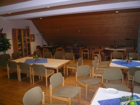 Patientencafeteria