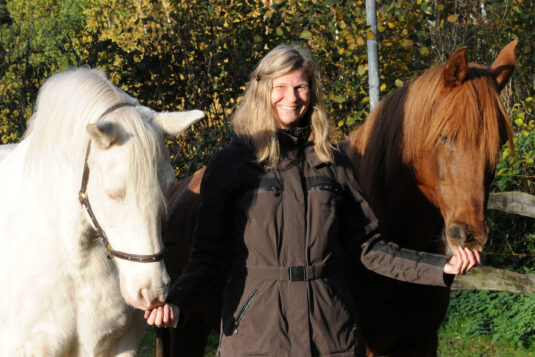 Tiergestützte Therapie Pferde